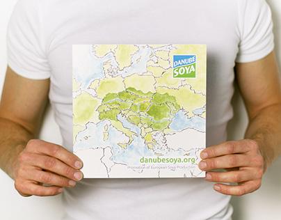 Europe Soya / Donau Soja - Branding