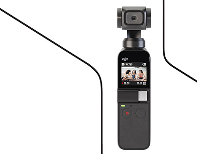 DJI Osmo Pocket   Product Design