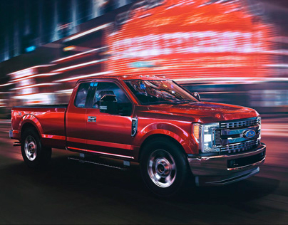 FORD F 250 FX4 SUPER DUTY - CGI