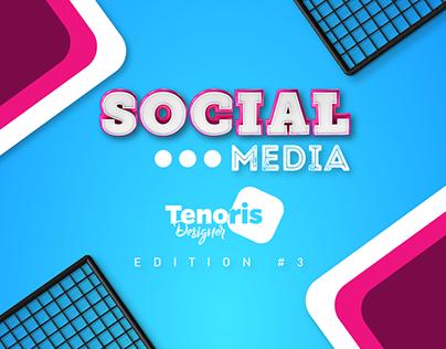 Social Media Tenoris Designer Edition #3