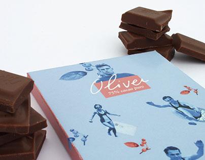 Packaging chocolates Milka - Edición Especial