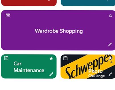 Multipurpose Scheduling App