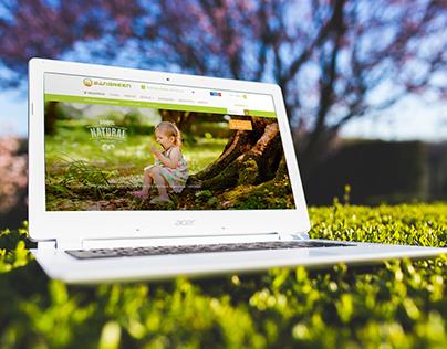 Sangreen Webshop