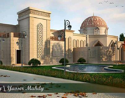 mosque in Kuwait
