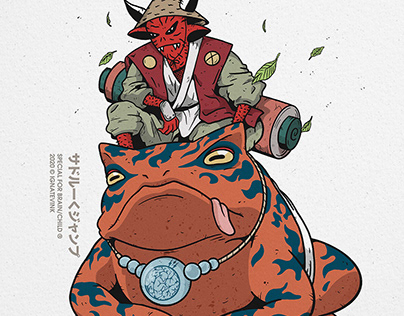 LORD OF THE TOADS
