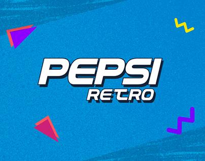 Pepsi Retro Tab