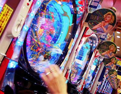 Akira Pachinko Machine