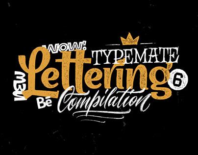 Lettering set #6