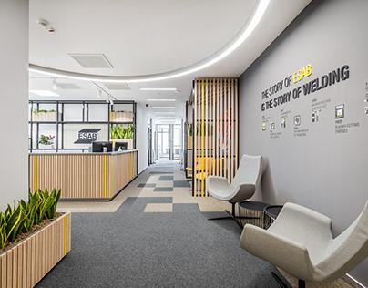 Esab office