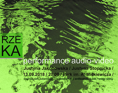 underground river / visual communication