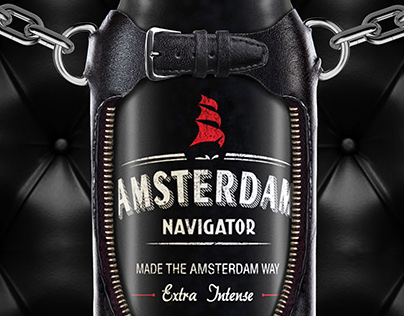 Key Visual for Amsterdam Beer