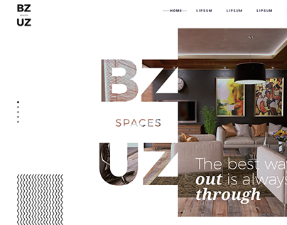 Buzz Spaces - Website Design