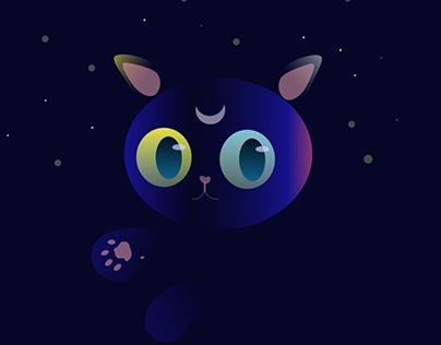 Space & cat 2021