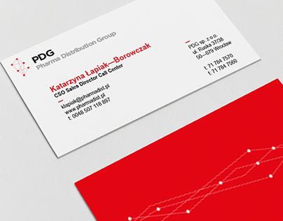 Logo Design PDG