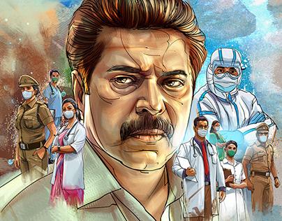 How Kerala Combat Coronavirus