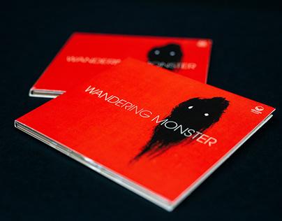Wandering Monster / Album design