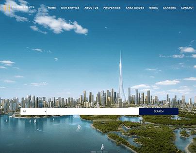 Real Estate Website Designing & Development