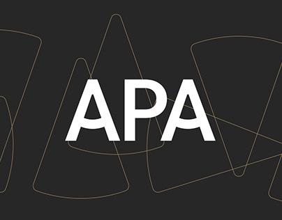 APA_ Advocacia e Consultoria Empresarial | Redesign