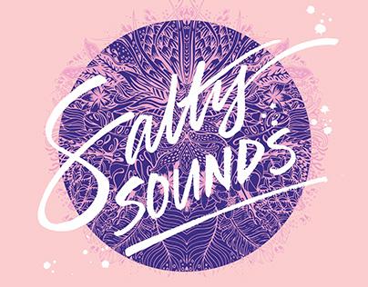 Salty Sounds - Logo & Branding