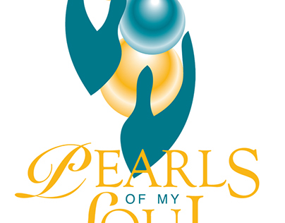Pearls Of My Soul Logo Design