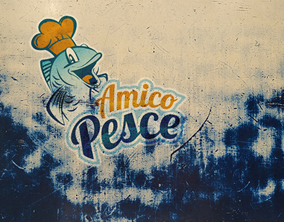 Amico Pesce - Brand and Packaging design - Food