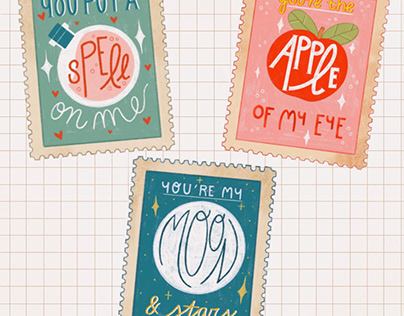 Lettering Stamps