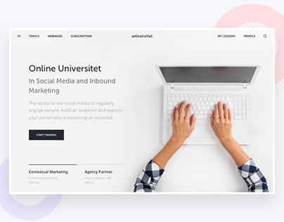 Online Universitet.
