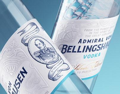 Bellingshausen Vodka
