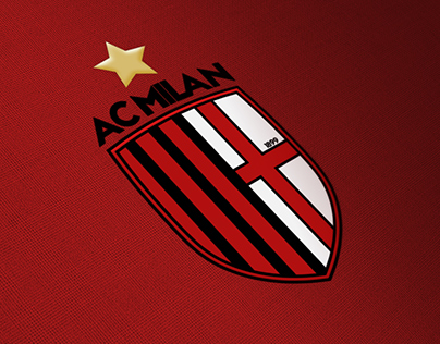 AC Milan / Branding And New Logo 17/18