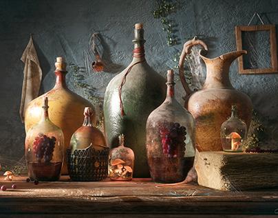 Bottles of Life