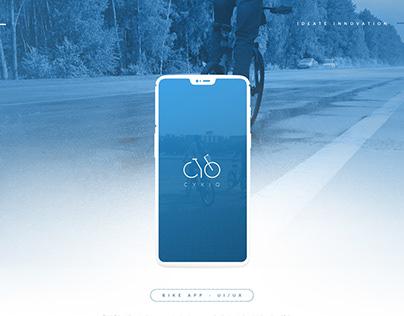 CYKIQ - Bike App