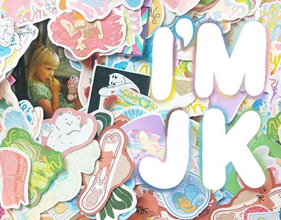 Hi, I'm JK.