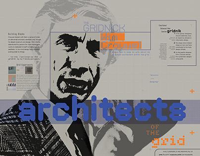 Remixing Design History - Wim Crouwel & Hamish Muir