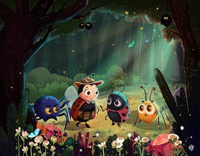 ladybug's meeting