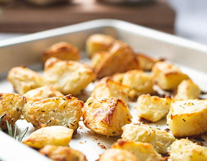 Roasted Potatoes Collection
