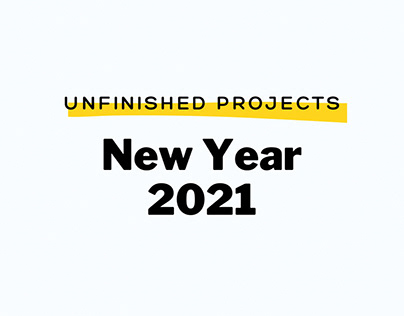 New 2021 Year