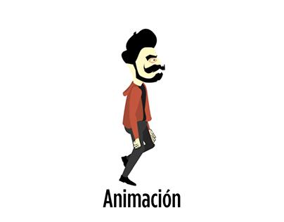 Animación 2D Totto Caminada
