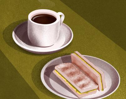 A Singaporean Breakfast
