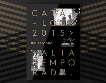 Catalog Design - Kacuymara Industries