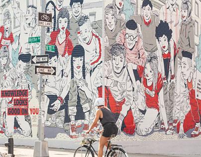 VERSED Mural, NYC