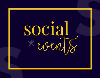 Diseño para Eventos Sociales*