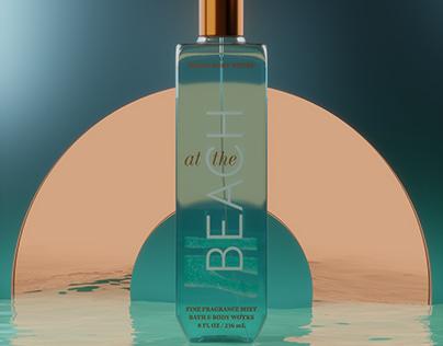 Mist Bottle for Bath & Body Works