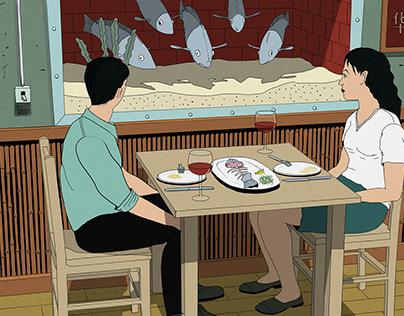 Billy's fish restaurant