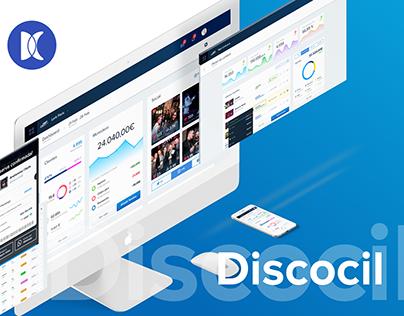 Discocil. Nightlife software management. v7