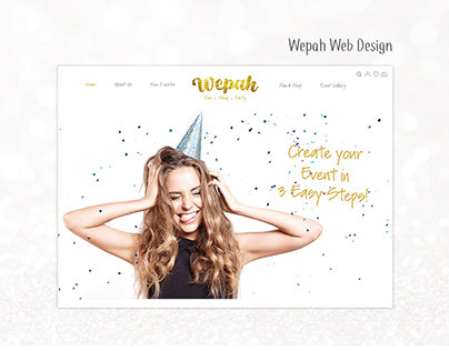 Wepah's Web Design