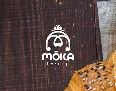 Moka Bakery . Branding