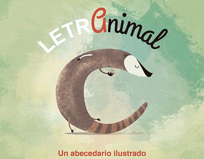 Letranimal, un abecedario ilustrado