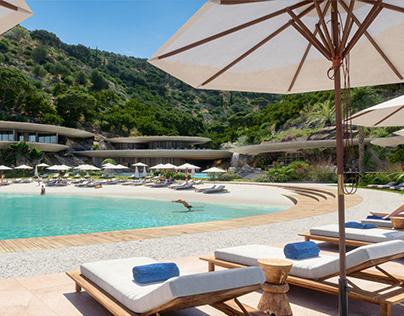 A new destination in Crete Full CGI