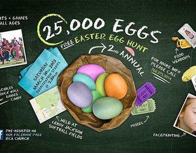 Easter Egg Mailer 2014