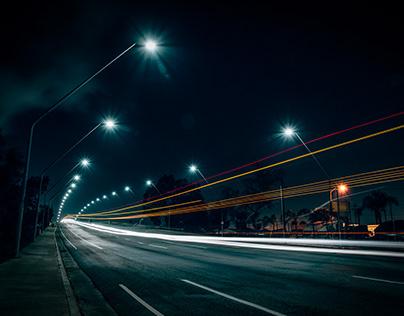 :Night Traffic: